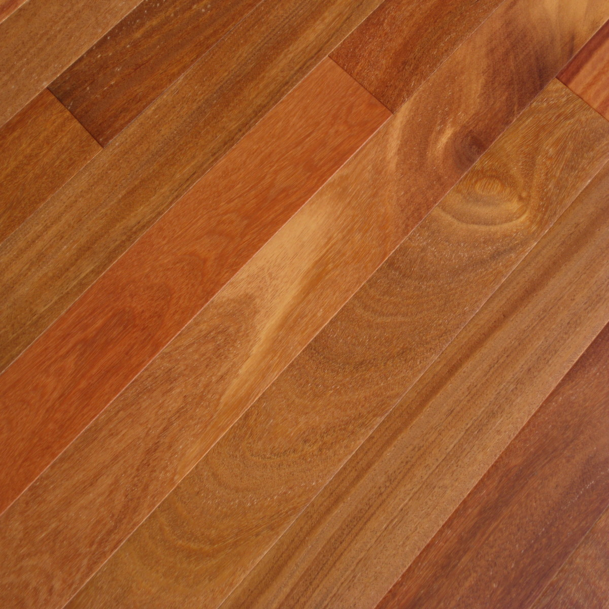 Dark (Brazilian Teak) Hardwood Flooring | Prefinished Solid Hardwood ...