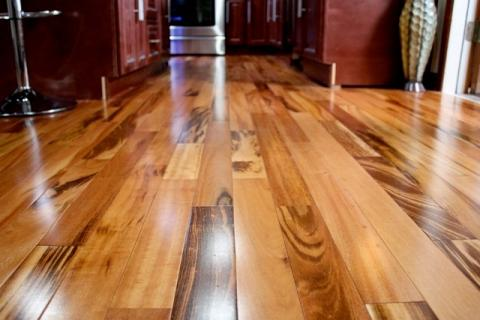 A Closer Look At Tigerwood Flooring Exotic Hardwood