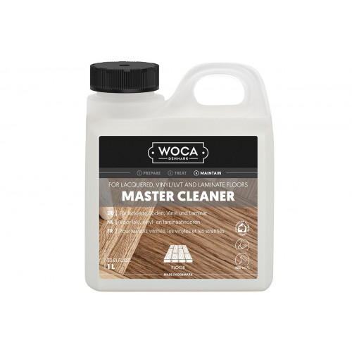 WOCA Vinyl and Lacquer Soap (Master Cleaner)