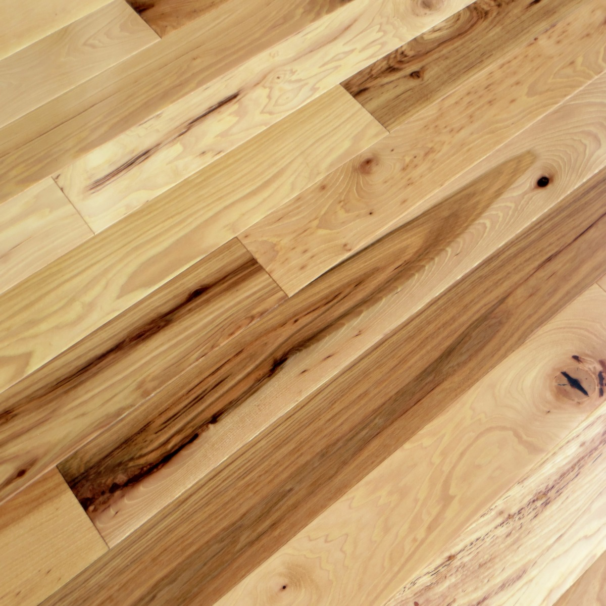 American Collection Hickory Hardwood Flooring | Hickory Wood Floors |  Elegance Plyquet Flooring - American Collection Hickory Hardwood Flooring Hickory Wood