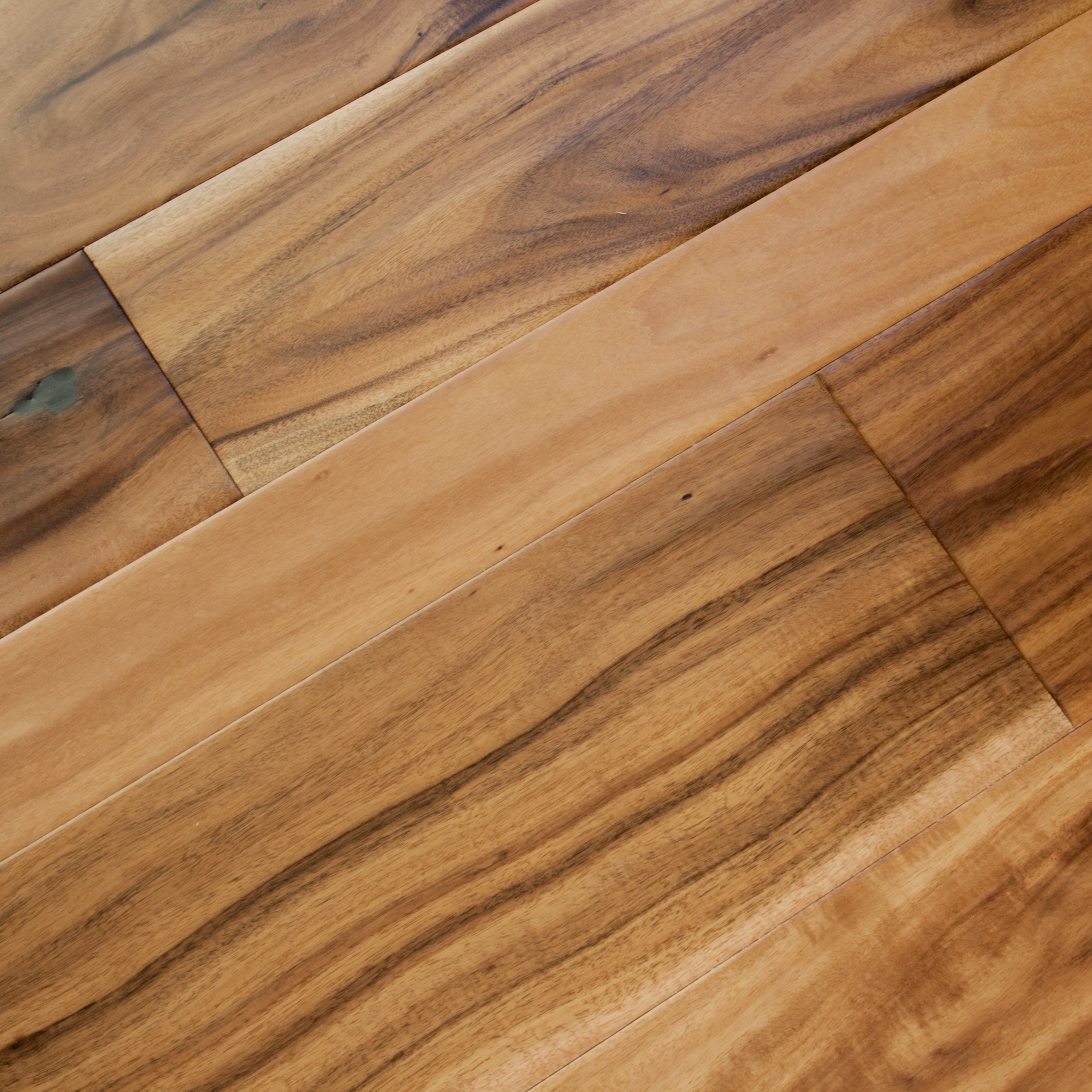 Artisan acacia natural hand scraped engineered hardwood for Natural floors