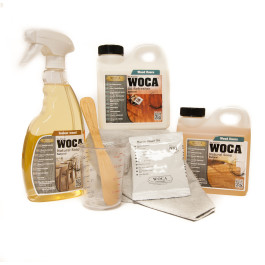WOCA Essential Kit