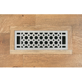 Eternal Octagon Steel Vent Register