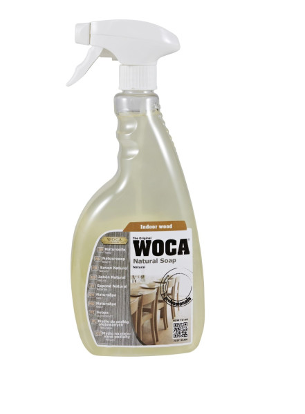 Woca Soap Spray Natural