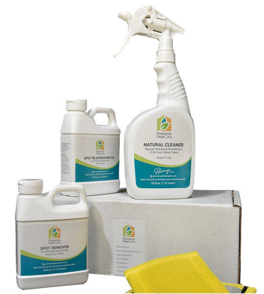 Provenza Oil Maintenance Kit