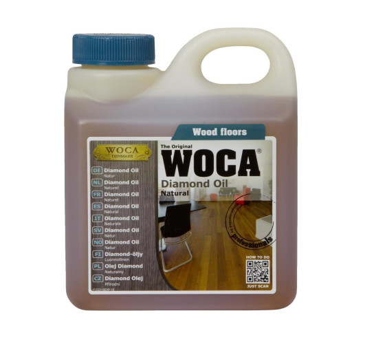Woca diamond Natural 1L