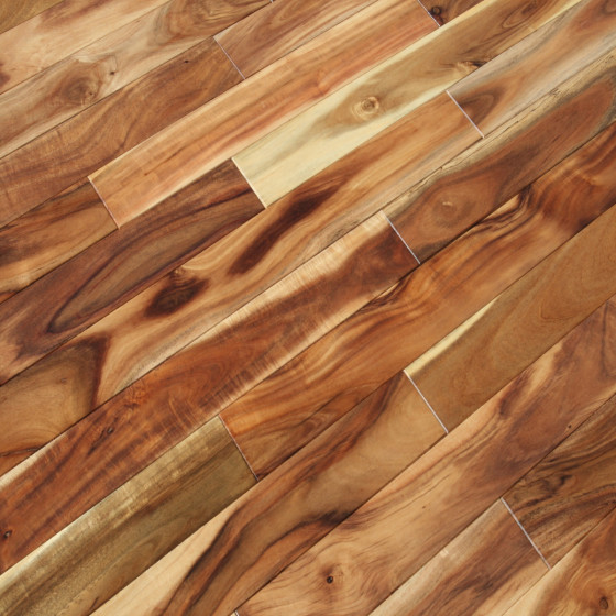 Acacia Blonde Hardwood Flooring