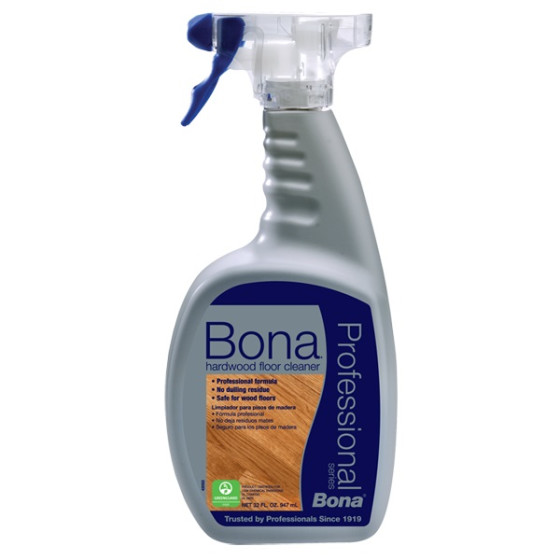 Bona Professional Cleaner Spray Bottle Hardwood Floor Care