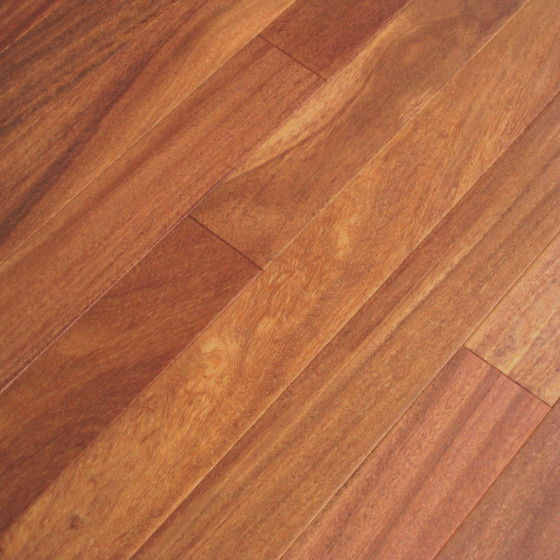 Cumaru Light Brazilian Teak Hardwood Flooring Prefinished Solid
