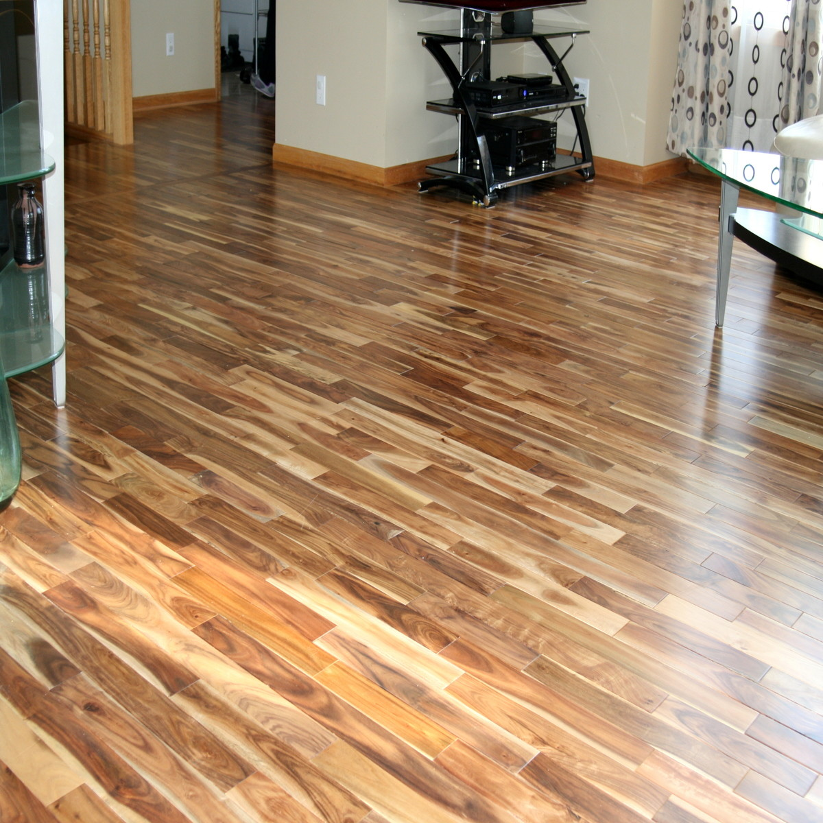 Wood Floor Colors Hardwood Floors And Wood Flooring: Acacia Blonde Hardwood Flooring