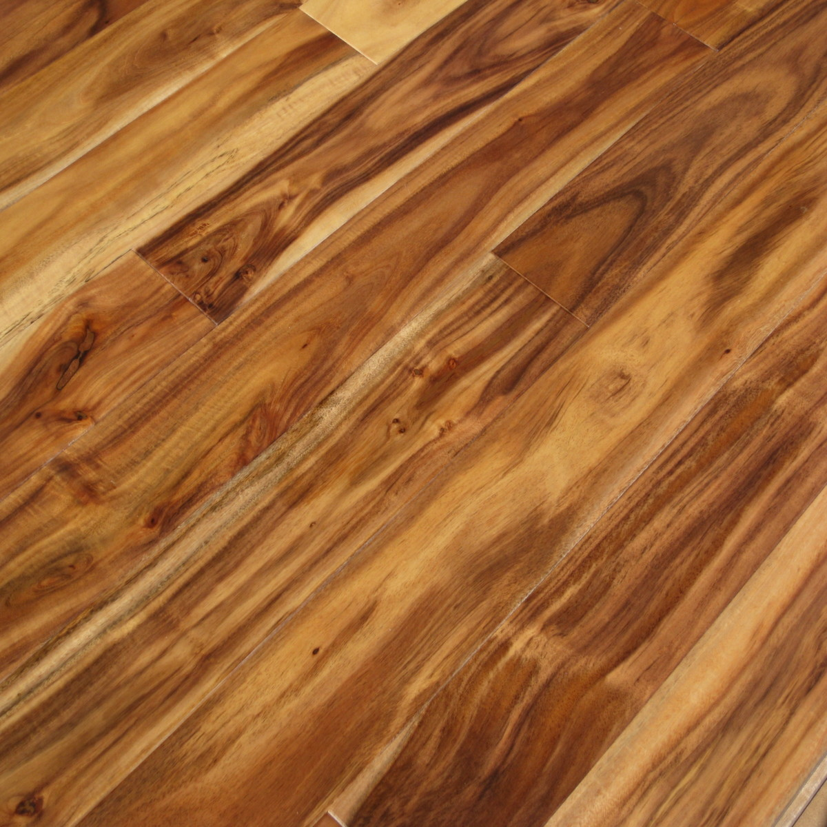 Acacia Natural Hand Scraped Hardwood Flooring Unique