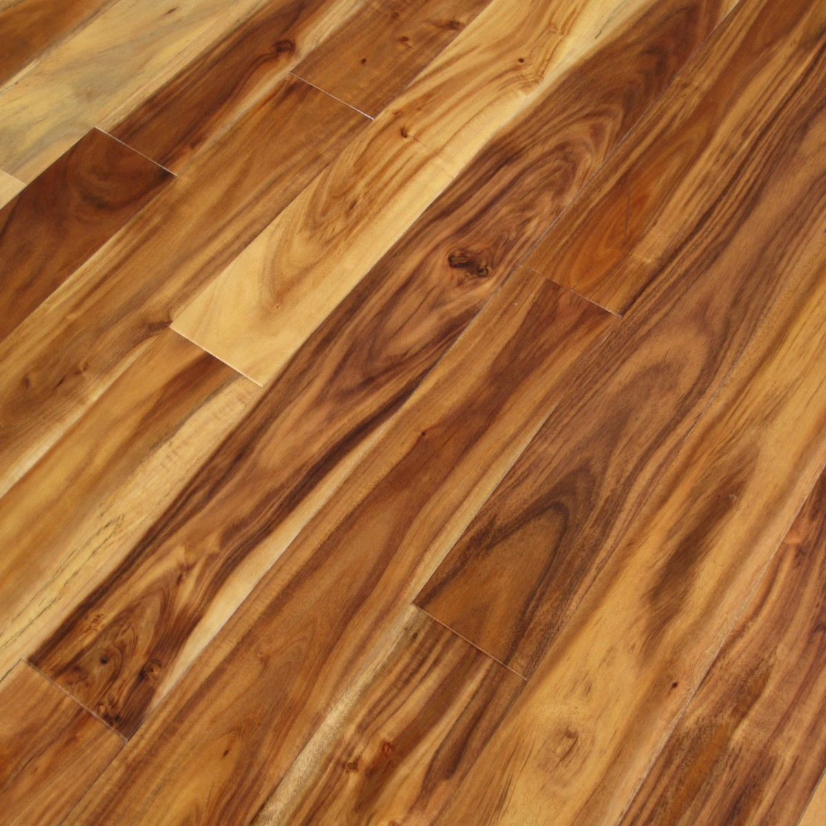 Acacia natural plank hardwood flooring unique wood floors for Hardwood decking planks