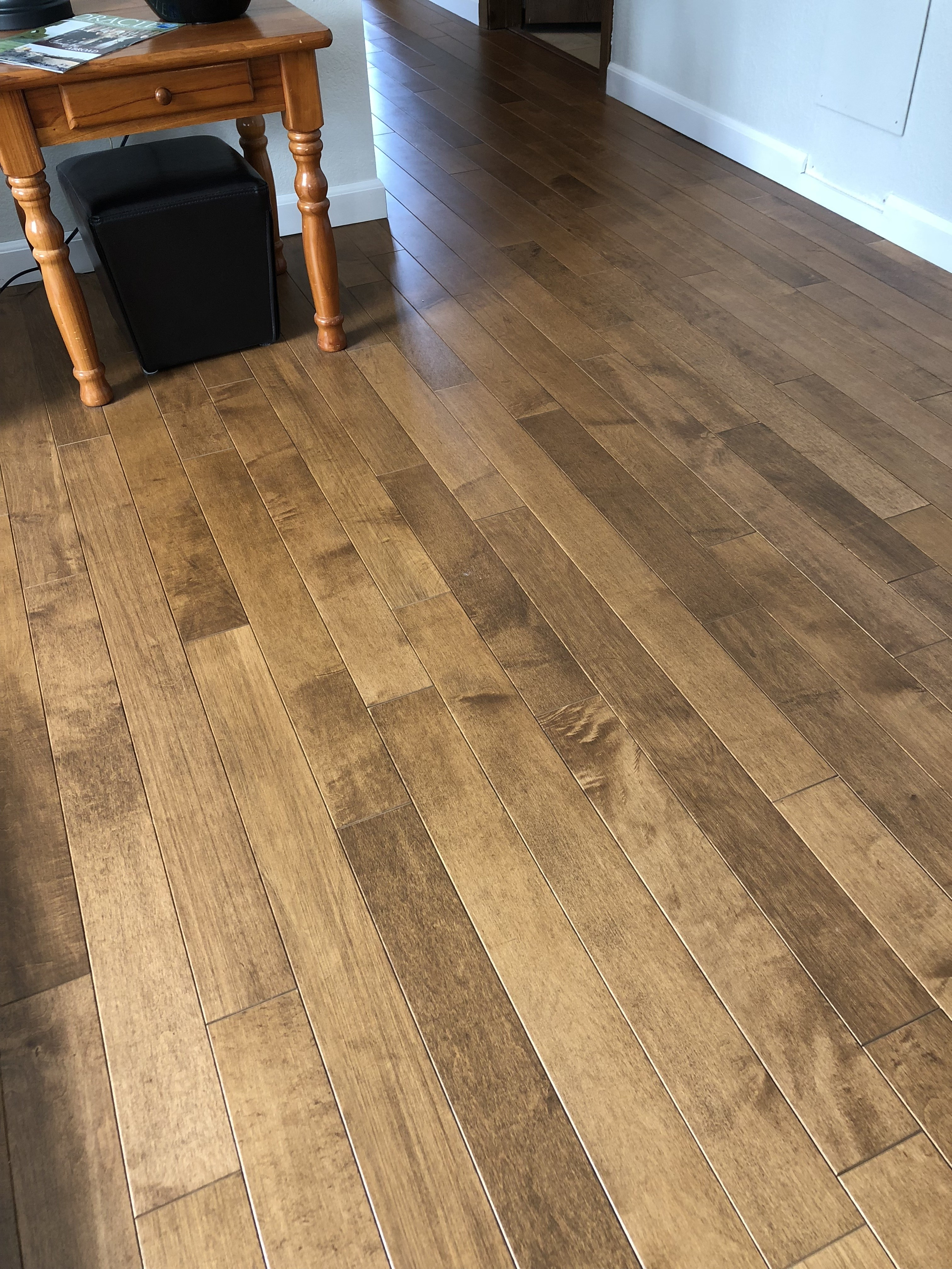 Centurion Collection Maple Chambord Flooring Prefinished