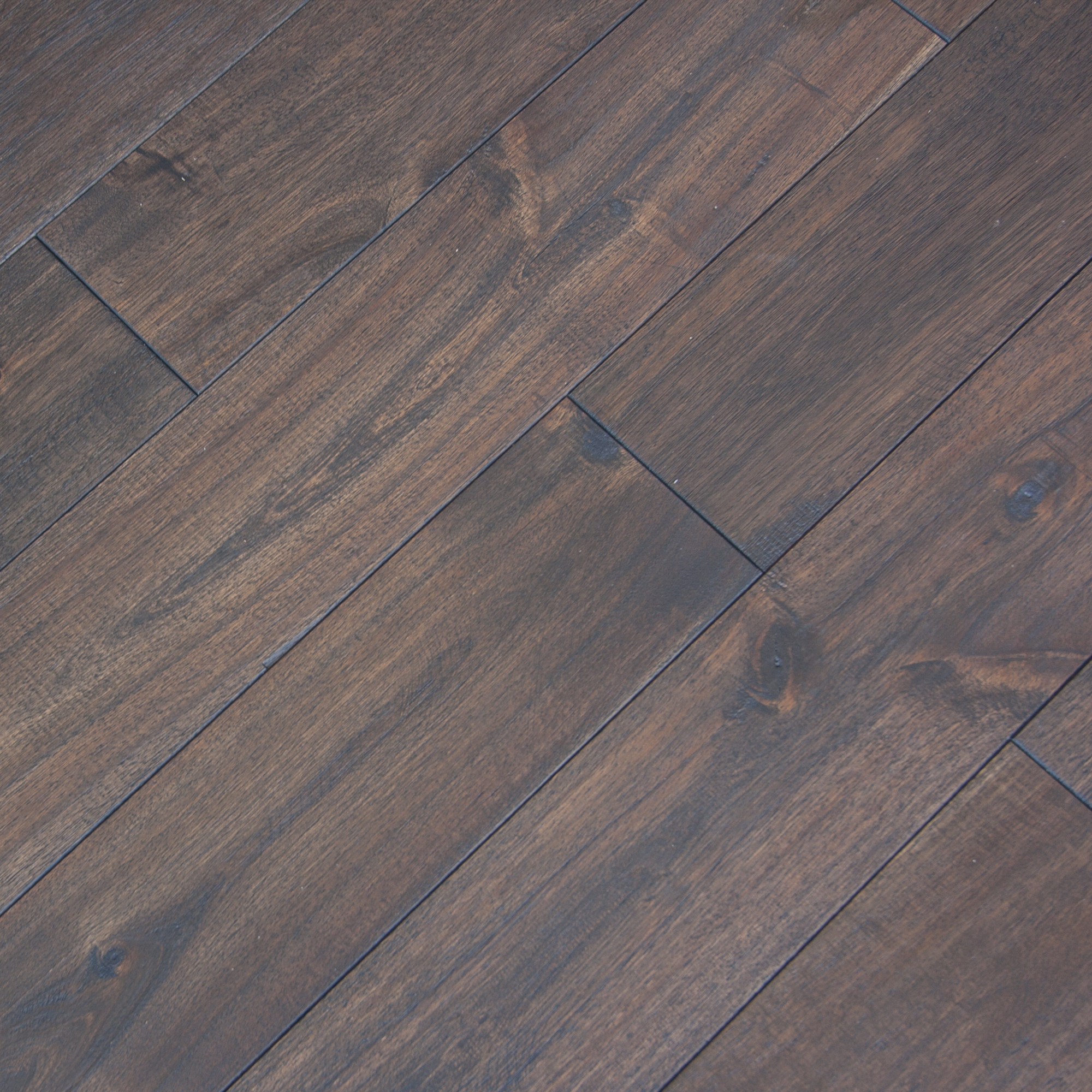 9 Mile Creek Collection Charcoal Hardwood Flooring