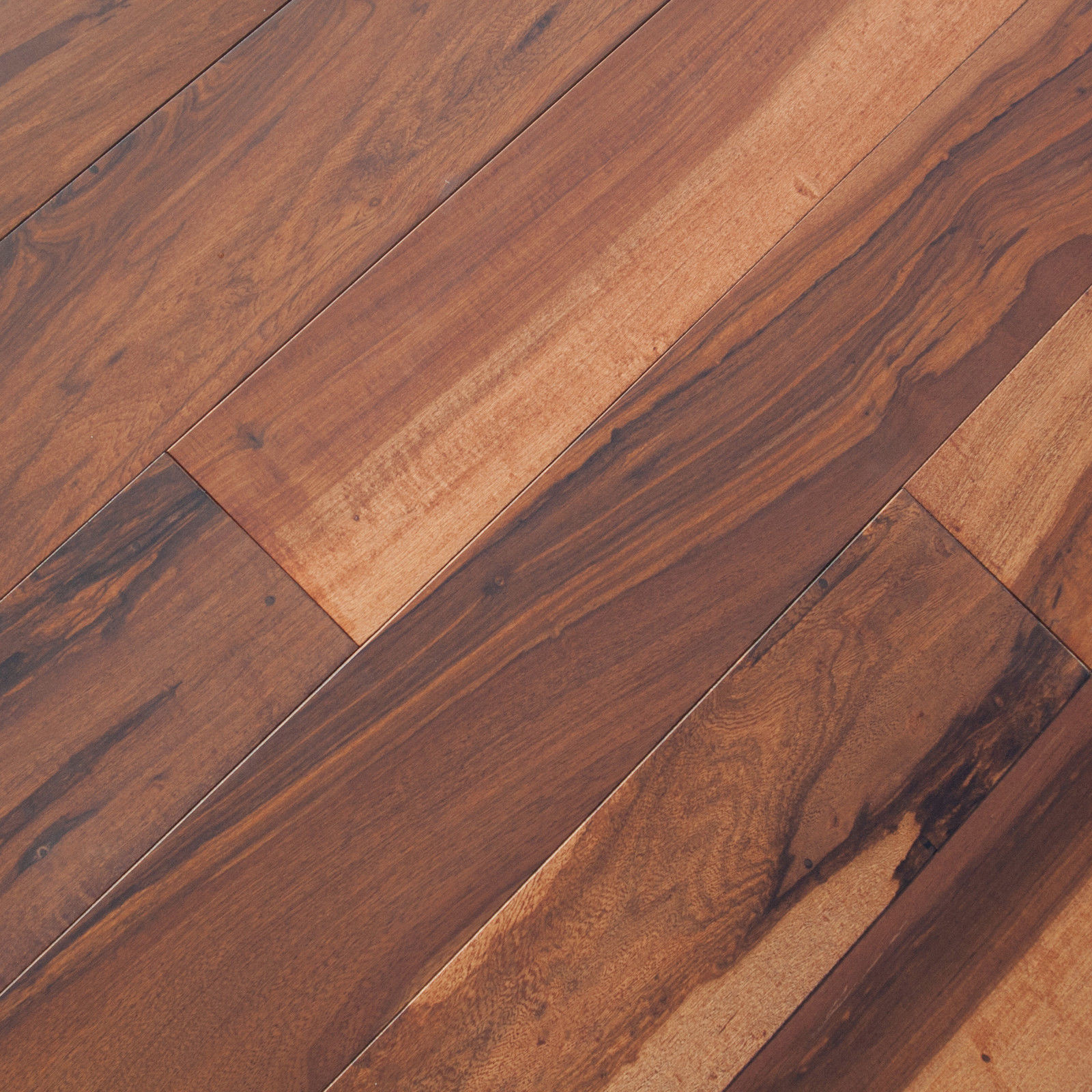 Macchiato Pecan Chocolate Hardwood Flooring Prefinished Solid