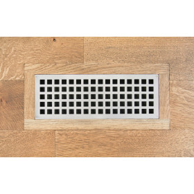 Eternal Grid Steel Vent Register