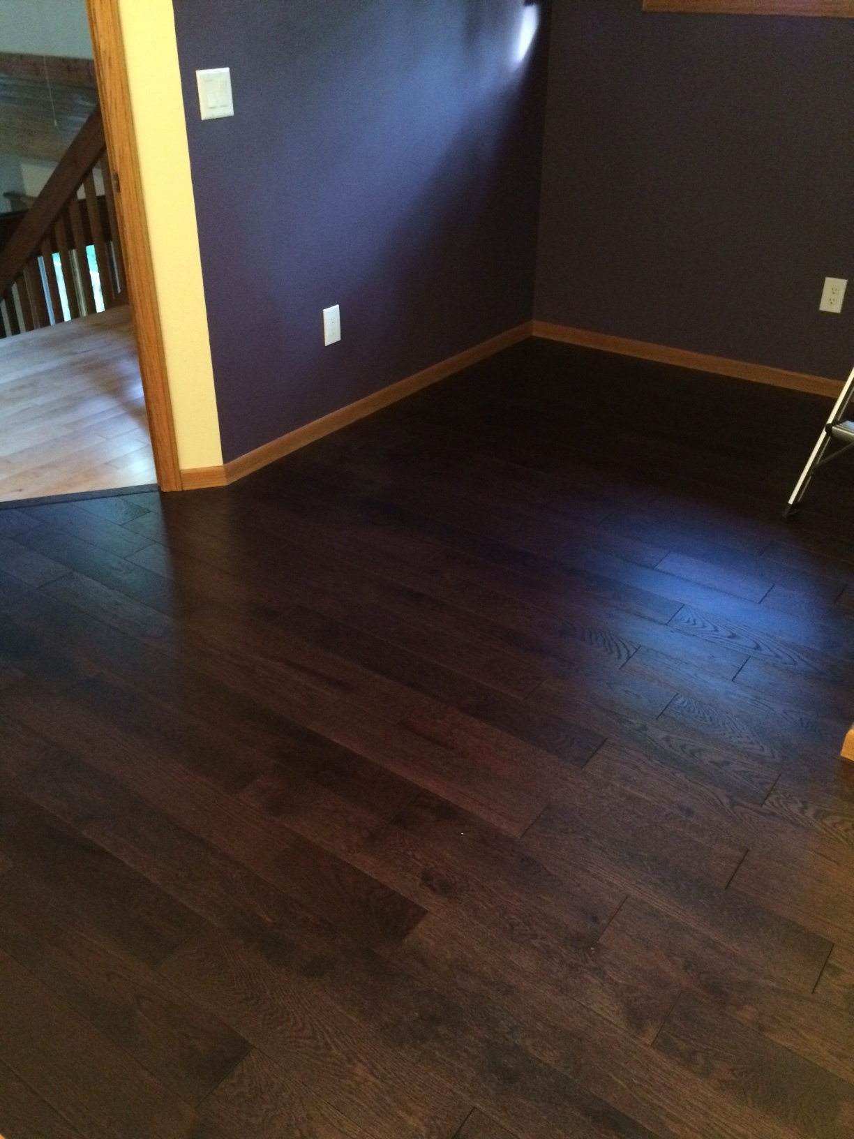 Cool Wooden Flooring Designs For 2017: European Oak Smoked Oiled Hardwood Flooring