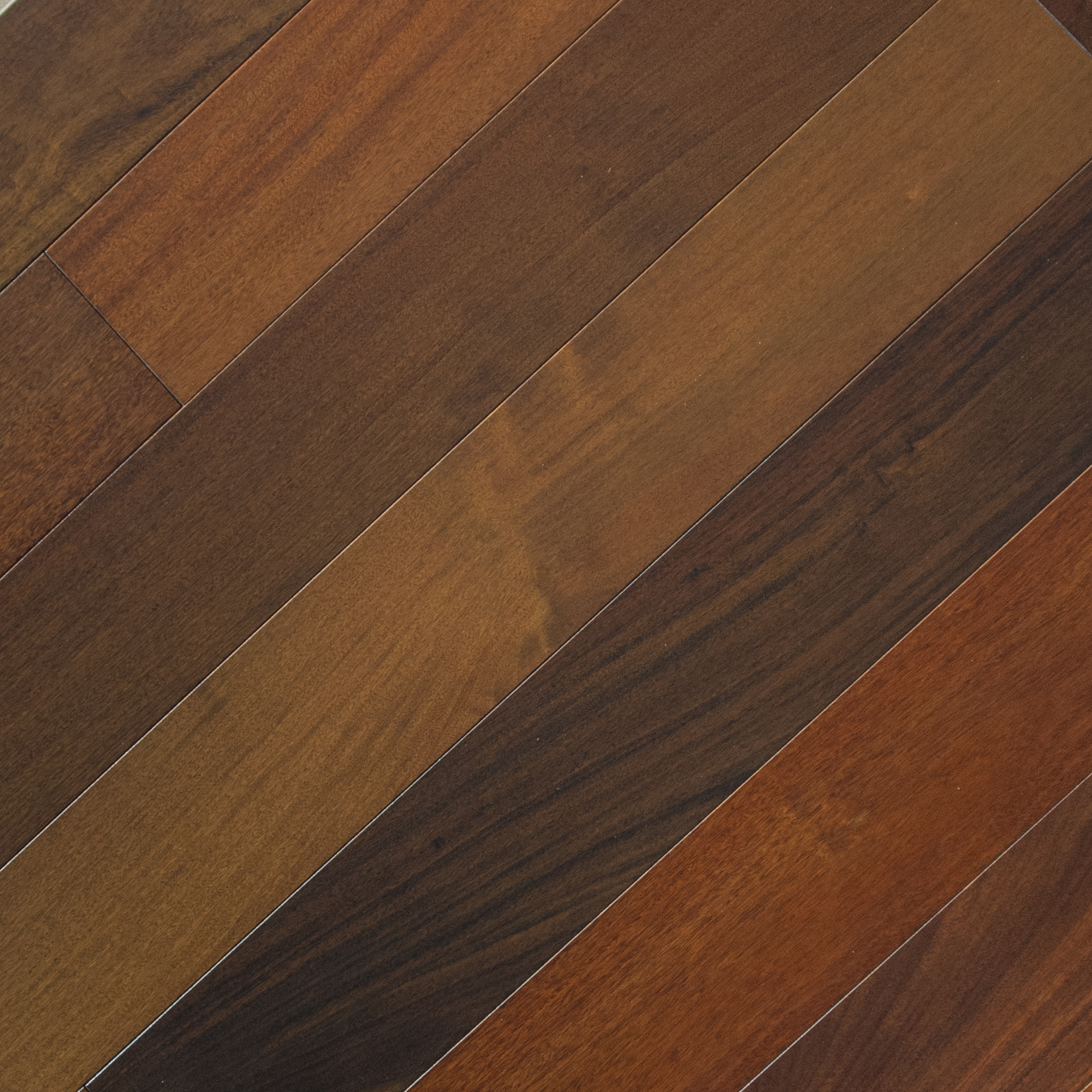 Ipe Brazilian Walnut 5 1 4 Quot X 1 2 Quot Triangulo Engineered