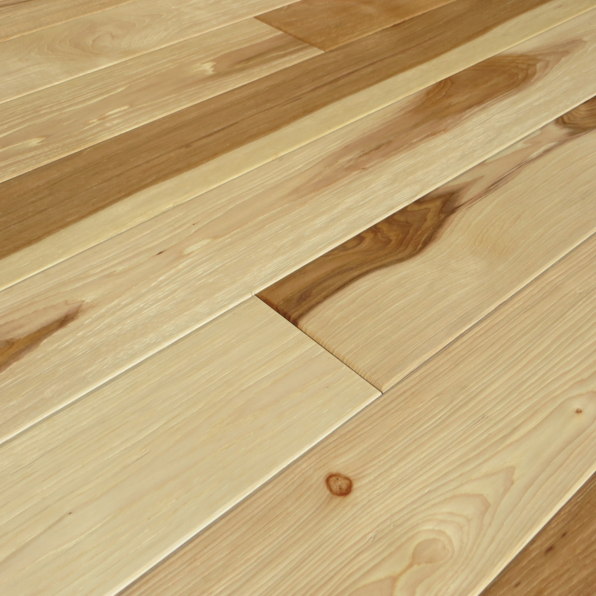 Wood Flooring Product : Millennium hickory oiled hand scraped hardwood flooring