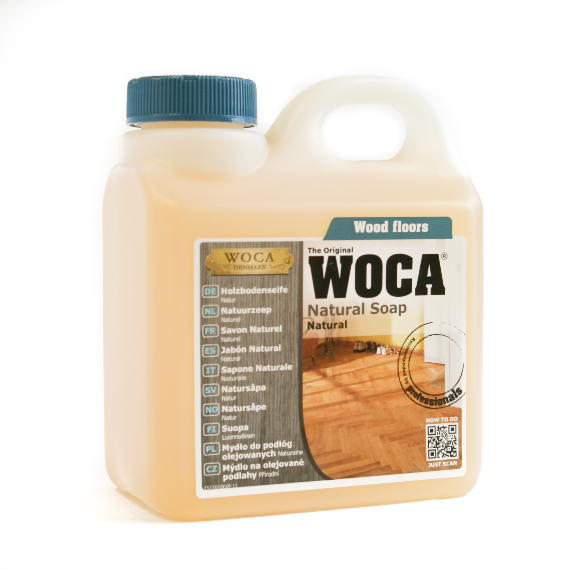 Woca Soap Natural Floor Care Unique Wood Floors