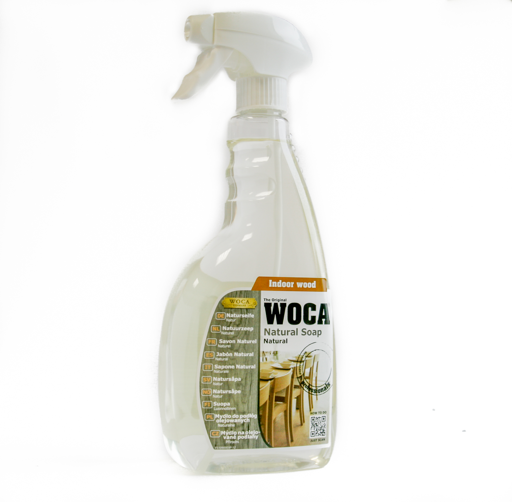 Woca Soap Spray Natural Floorcare Unique Wood Floors