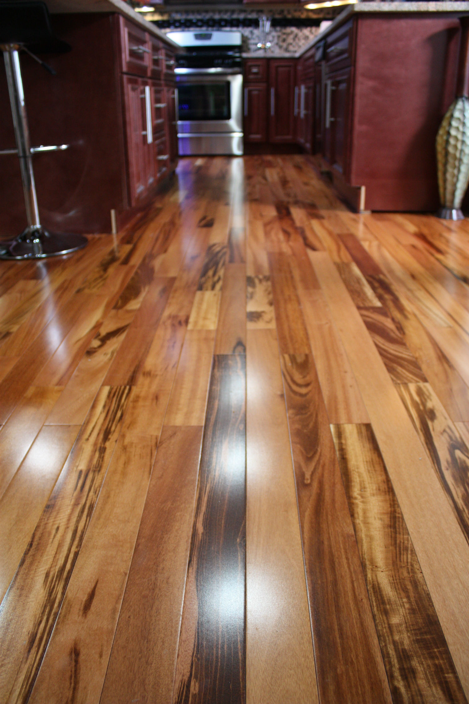 Tigerwood Plank