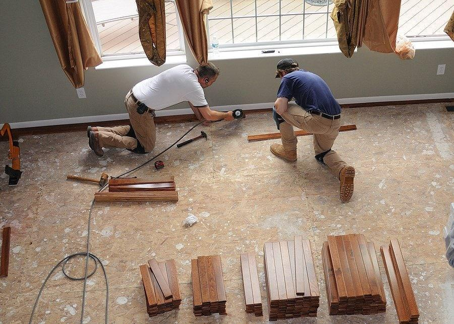 Effects of Automation on Flooring – Part 3: Installation