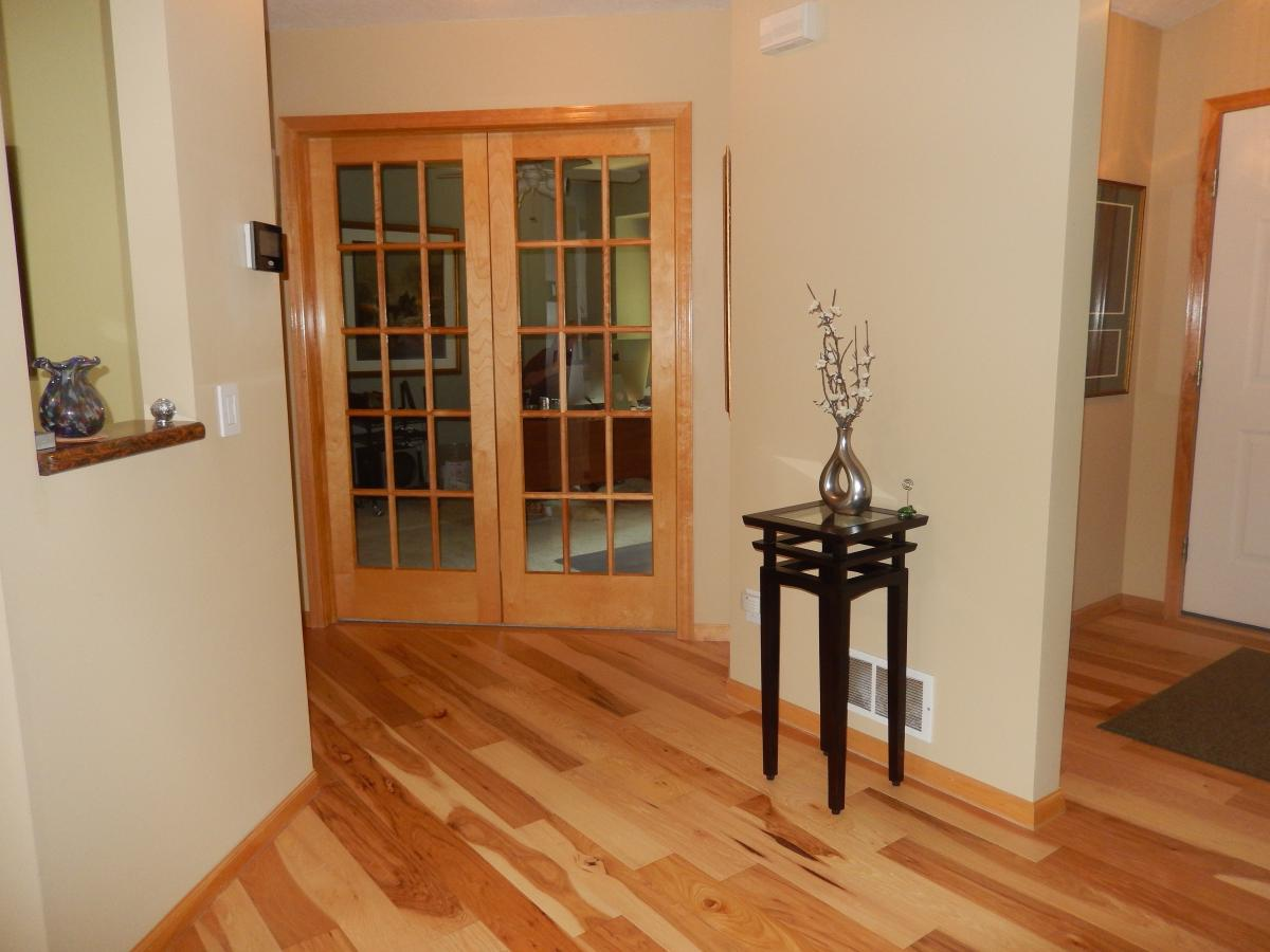 Stained Wood Flooring vs Natural Wood Flooring