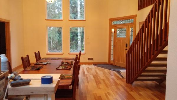 Hickory Wood Flooring Will Add a Rustic Charm to Your Home