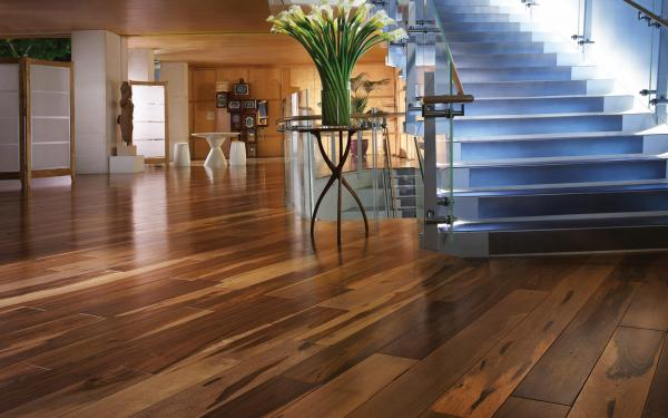 What Should You Expect From Your Newly Installed Hardwood Flooring?