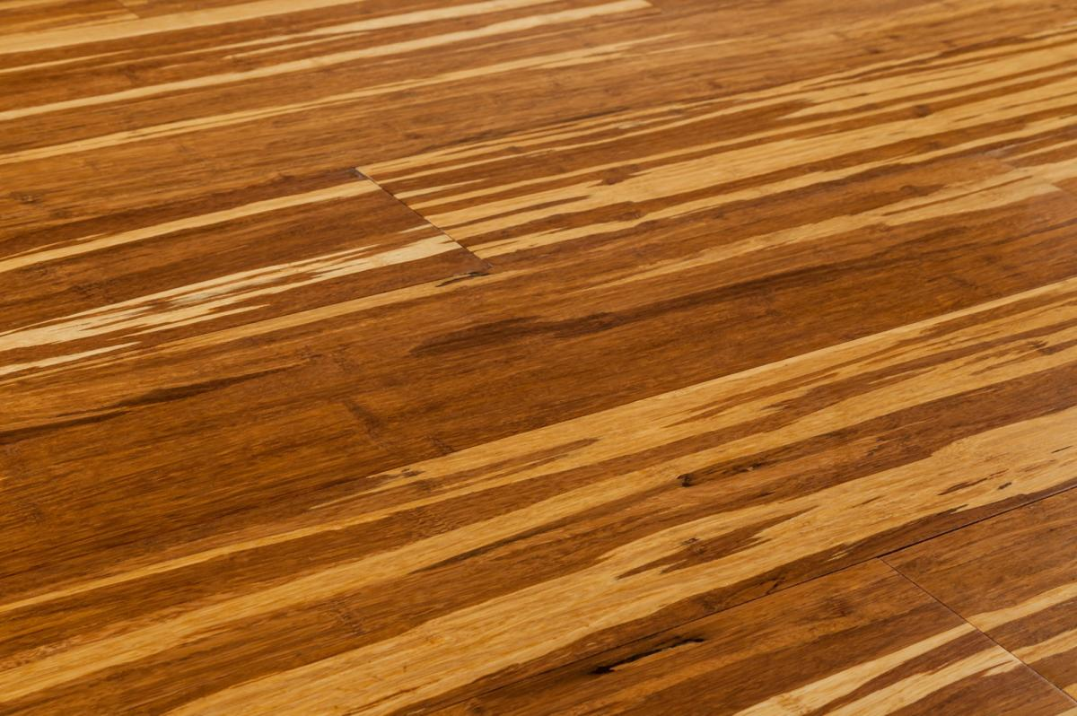How is Strand Woven Bamboo Flooring Made?