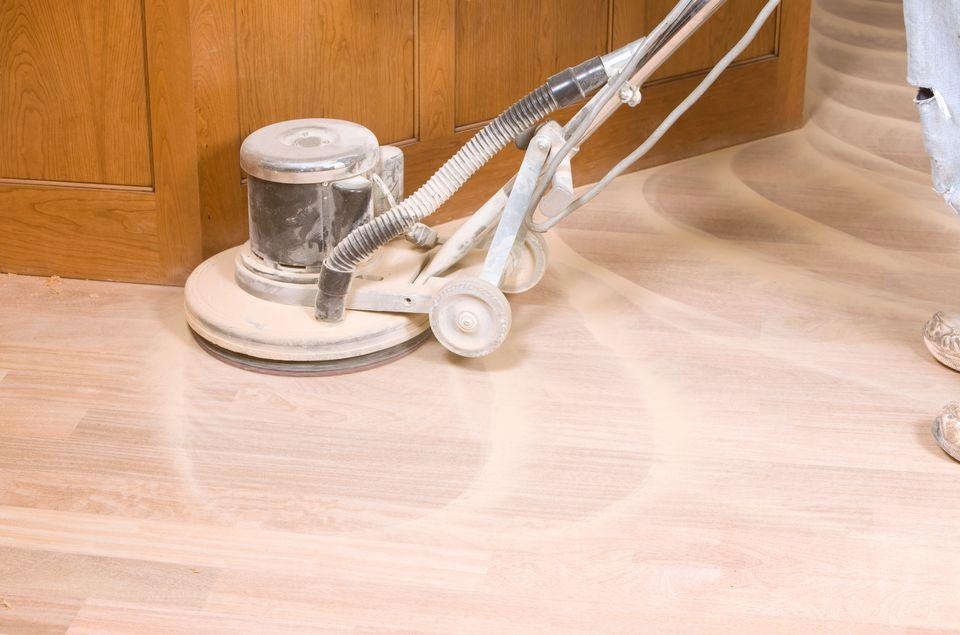 Floating Wood Floors FAQs | Sandable Wear Layer or Unsandable Wear Layer?