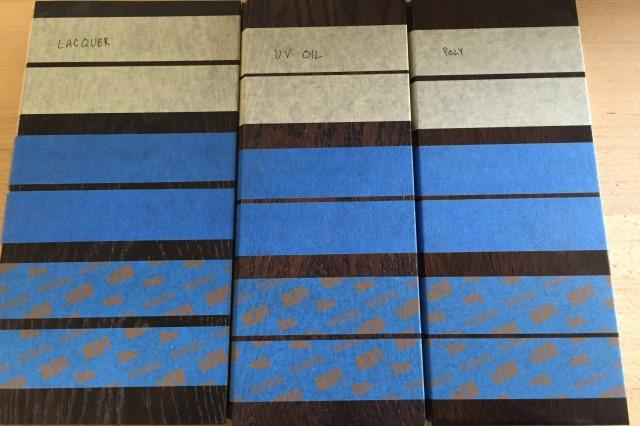 Tape, Which is Best for Hardwood Floors; A Scientific Experiment
