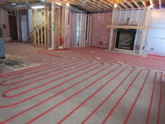 Pros And Cons Radiant Heating For Your Home Diy Hardwood Floors Unique Wood