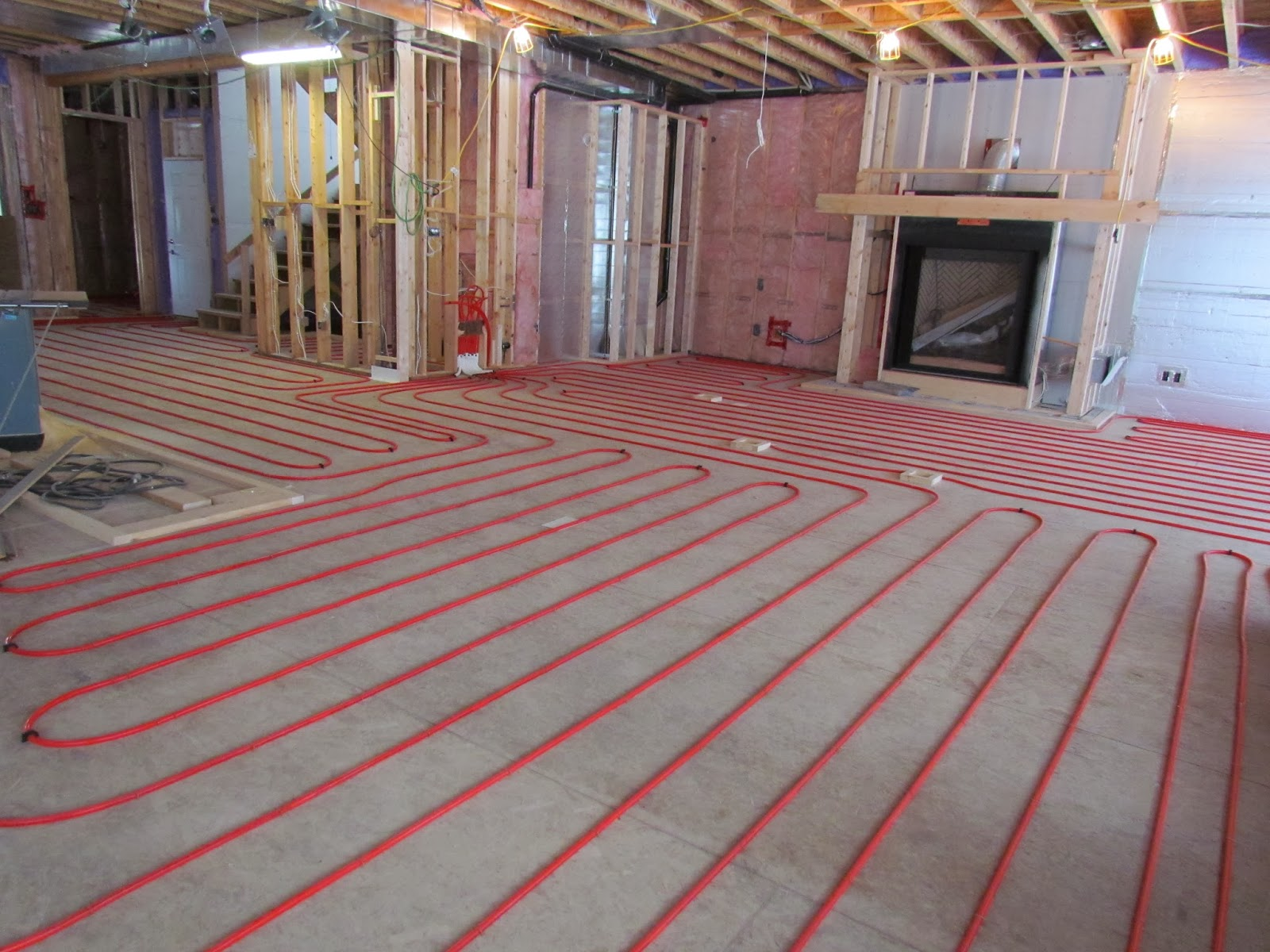 Pros And Cons Of Radiant Heating For Your Home Diy Hardwood Floors Unique Wood