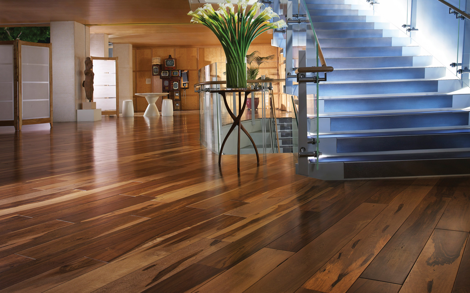What To Expect From Newly Installed Hardwood Flooring