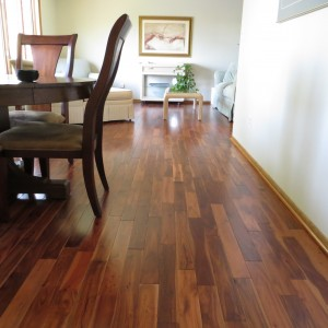Acacia Golden Sagebrush. The Direction In Which You Install Hardwood  Flooring ...