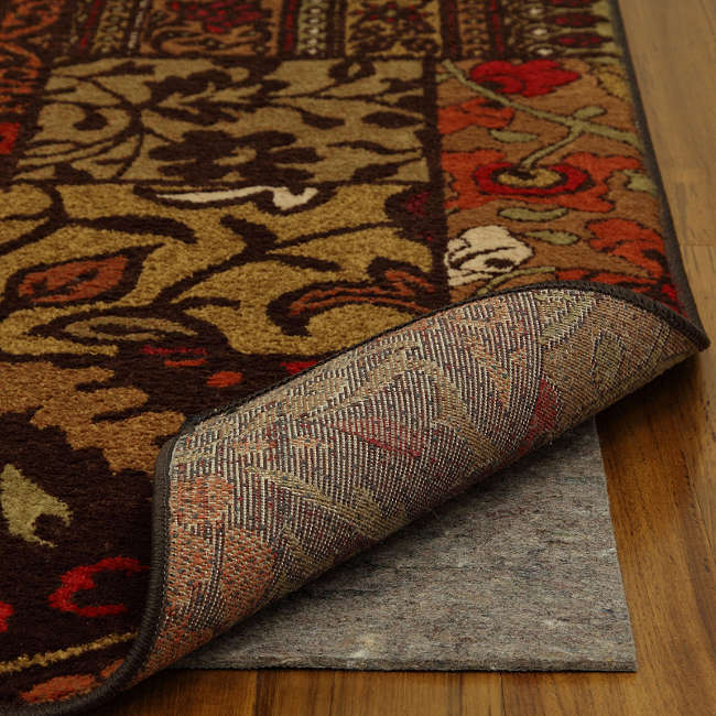 Choosing The Right Rug Pad For Hardwood Floors Unique Wood Floors - Rugs safe for vinyl flooring