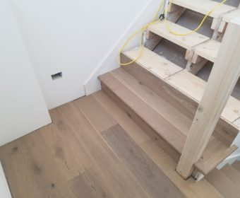 Stair Nose + Floor